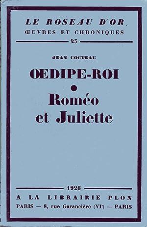 Oedipe -Roi Romeo et Juliette.: COCTEAU (Jean)