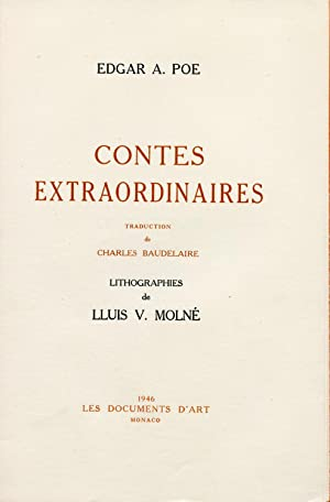 Contes extraordinaires. Traduction de Beaudelaire.