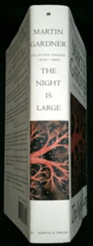 THE NIGHT IS LARGE; Collected Essays, 1938-1995