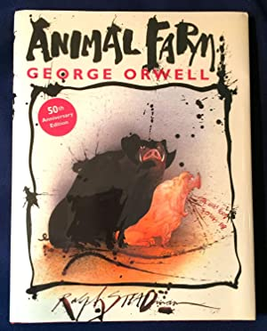 ANIMAL FARM; A Fairy Story / pictures: Orwell, George