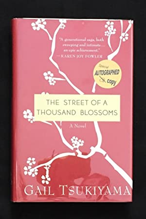 THE STREET OF A THOUSAND BLOSSOMS; A Novel