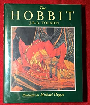 THE HOBBIT; or, There and Back Again: Michael Hague] Tokien,