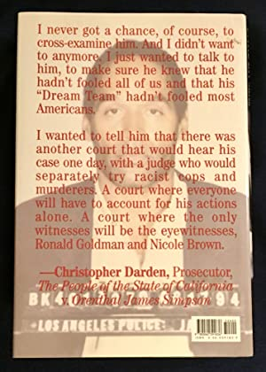 IN CONTEMPT; By Christopher Darden