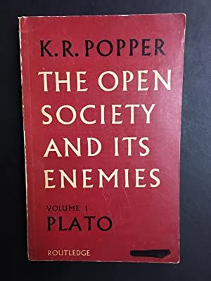 The Open Society and its Enemies, Volume: K.R. Popper