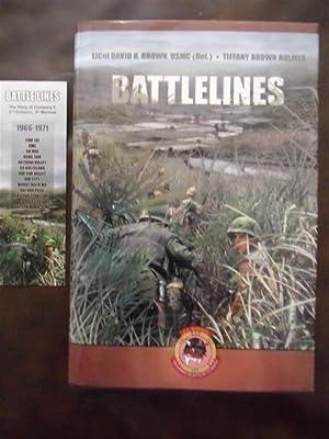 Battlelines: Brown, David B.; Holmes, Tiffany