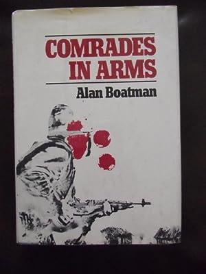Comrades in Arms: Boatman, Alan