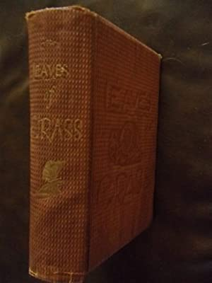 Leaves Of Grass: Walt Whitman