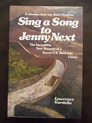 Sing a Song to Jenny Next: Gardella, Lawrence