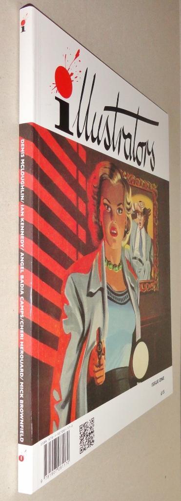 Illustrators [magazine]; Issue One [1]: Ashford, David & David Roach & Peter Richardson