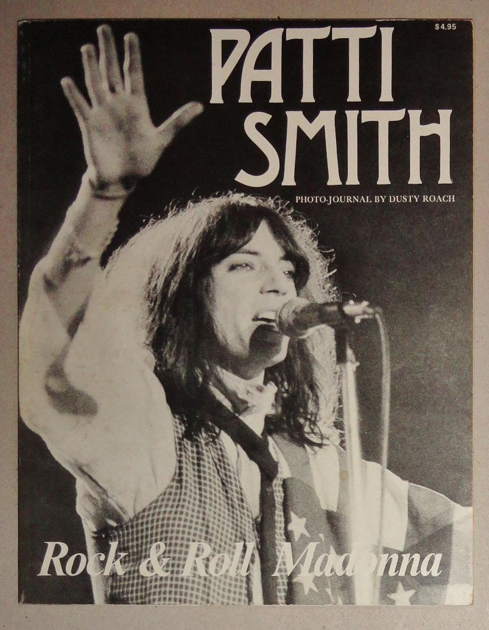 Patti Smith: Rock and Roll Mamaa by Dusty Roach