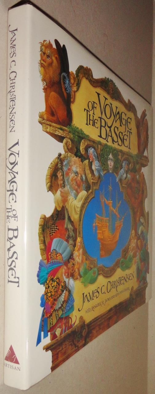 Voyage of the Basset: Foster, Alan Dean & Renwick St. James