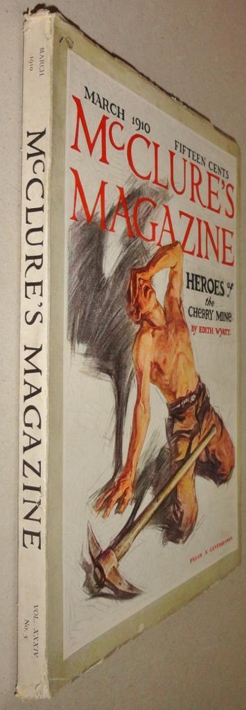Mcclure's Magazine, March1910 Single Issue, Vol XXXIX, No. 5: Leyendecker, Frank (Cover Art) &...