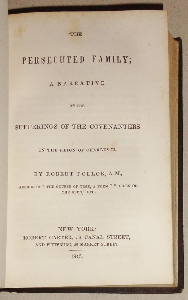 Books by Robert Pollok