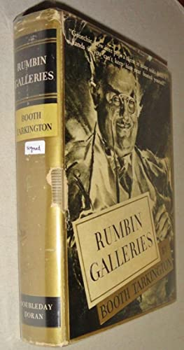 Rumbin Galleries [Association Copy]: Tarkington, Booth