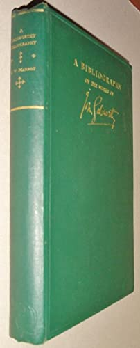 A Bibliography of the Works of John Galsworthy
