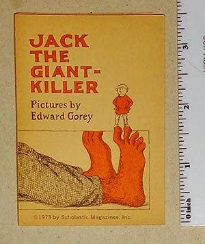 Jack the Giant-Killer: Gorey, Edward)