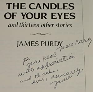 The Candles of Your Eyes And Thirteen Other Stories: Purdy, James