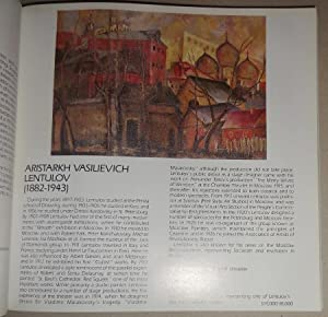 Artwork of the Soviet Union; Auction by Guernsey's, Oct.22-23, 1988: Guernsey's and Elena ...