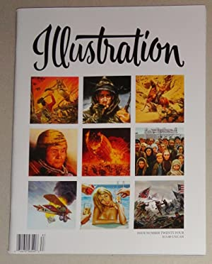 Illustration Magazine, Issue Number Twenty-four (24) : Fall 2008: Mort Kunstler