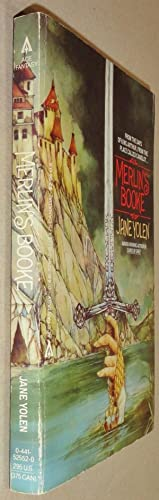 Merlin's Booke: Yolen, Jane