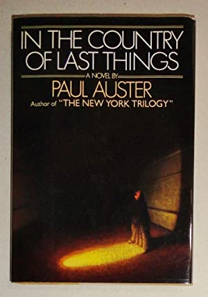 In the Country of Last Things: Auster, Paul