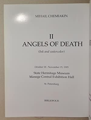 Mihail Chemiakin: II Angels Of Death (ink: Chemiakin, Mihail