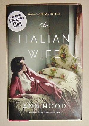 An Italian Wife: Hood, Ann