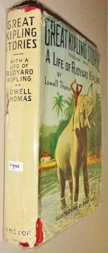 Great Kipling Stories; Together with a Life of Rudyard Kipling