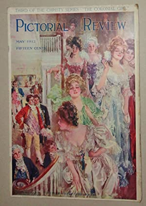 Pictorial Review, May 1912: Howard Chandler Christy Cover [Series]