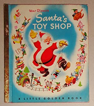 Walt Disney's Santa's Toy Shop A Little: Dempster, Al