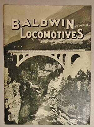 Baldwin Locomotives: Volume 10, No. 1; July 1931