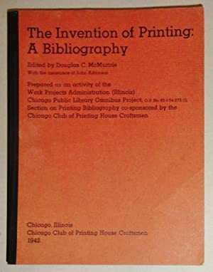 Invention of Printing: A Bibliography