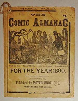 The Comic Almanac, For The Year 1890