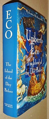The Island of the Day Before: Eco, Umberto &