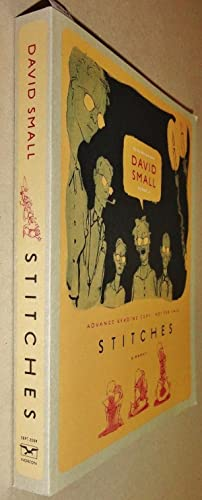 Stitches, a Memoir [Advance Reading Copy - Signed]