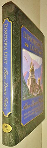 Dinotopia Lost [Signed by James Gurney]