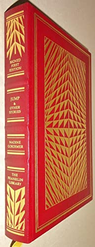 Jump and Other Stories [Signed First Edition: Gordimer, Nadine