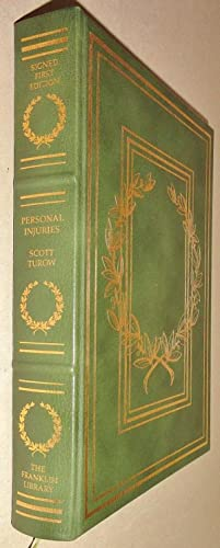 Personal Injuries [Signed First Edition Society - Franklin Press]