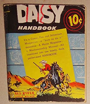Daisy Handbook (Red Ryder & Buck Rogers) ; [Promotional Comic]