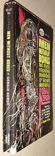 Men Without Bones (Paperback Library 52-127)