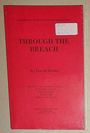 Through the Breach [Uncorrected Proof]