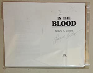 In the Blood [Unbound Galley Sheets - Signed]