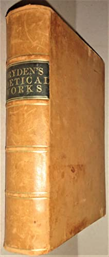 The Poetical Works of John Dryden, With a Memoir of the Author