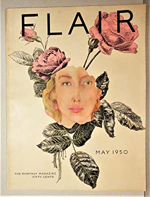 Flair Monthly Magazine; MAY 1950; Vol. 1 No. 4 [With] Flower of Flowers [Chap Book]