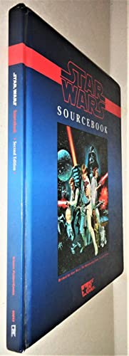 The Star Wars Sourcebook (For Use with Star Wars, the Roleplaying Game) ; Star Wars RPG, Second E...