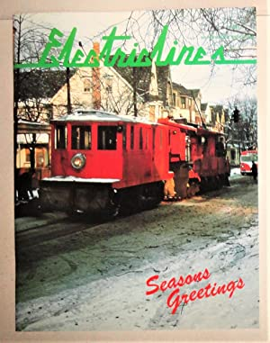 Electric Lines; The Magazine of Electric Transportation. Volume II, No. 6: Novemeber - December 1989