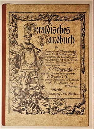 Heraldisches Handbuch Fur Freunde Der Wappenkunst, Sowie: Warnecke, Friedrich
