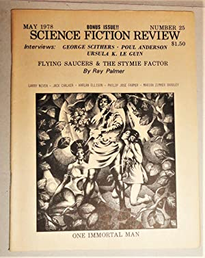 Science Fiction Review # 25, May 1978 (Vol. 7, No. 2)