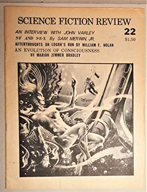 Science Fiction Review # 22, August 1977 (Vol. 6, No. 3)