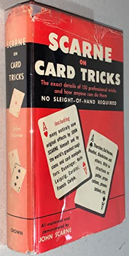 Scarne on Card Tricks [Signed Copy]